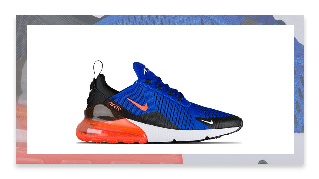 e387c22db7 don t sleep on heat new nike air max 270s and a lebron 15 just dropped