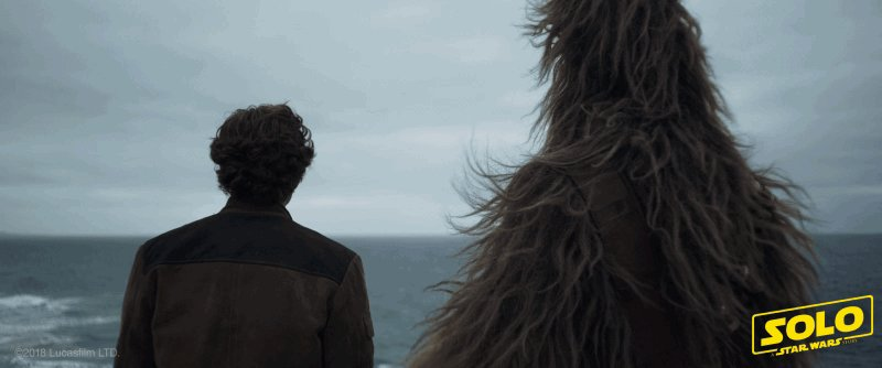 We're putting together a crew for #StarWarsDay.  Don't fly Solo. Tell us who's your co-pilot! #HanSolo https://t.co/EDDfyzpsJv