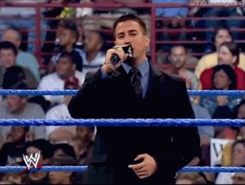 @JustinRoberts I miss you announcing in @WWE You always gave me goosebumps when you announced #TheUndertaker especially at #WM27 you have such a Raw and powerful voice #ThanksForTheMemories