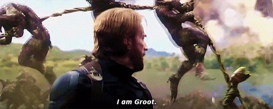 i just found out something about groot in infinity war - 540×216