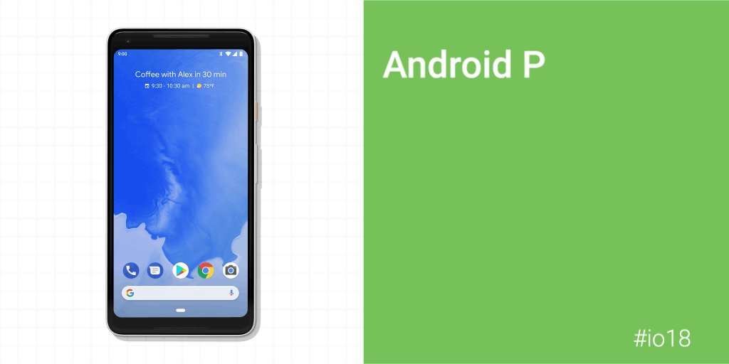 Miss the #io18 livestream? We've got you covered. #AndroidP is built with AI at its core, making your device smarter and easier to use than ever. Learn more: goo.gl/7vN7BT