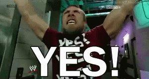 Happy Birthday Daniel Bryan YES YES YES YES YES!!!!!