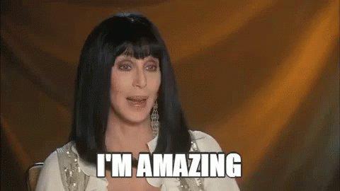 Happy Birthday Cher