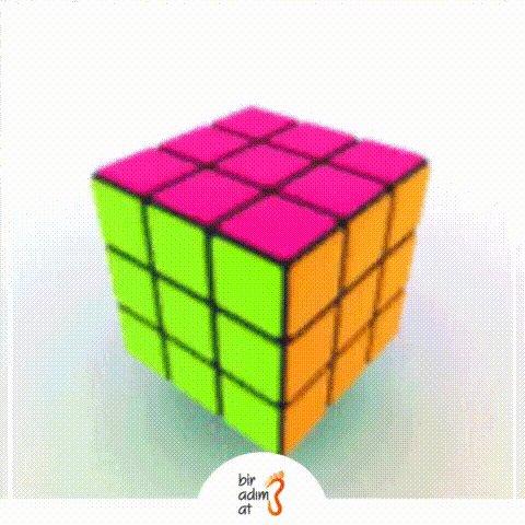 Картинка анимация кубики