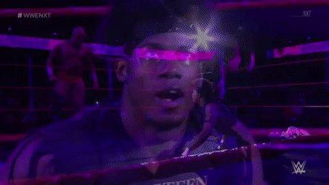D-R-E-A-M  @VelveteenWWE #WWENXT