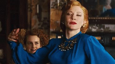 Happy Birthday to the ultimate queen, Cate Blanchett!