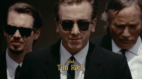Happy Birthday Tim Roth!