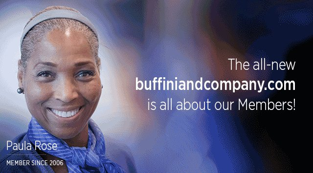 BuffCo website just got a makeover. Amazing work from the team. It's focused on the best-of-the best in the industry – our Members. Check it out!