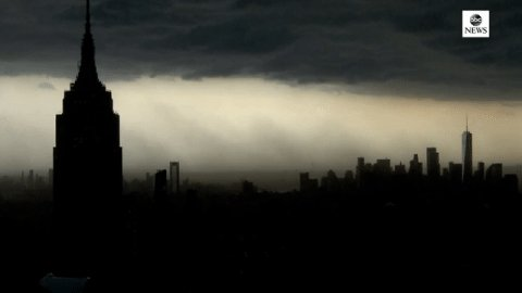 What Gotham looks like right now.