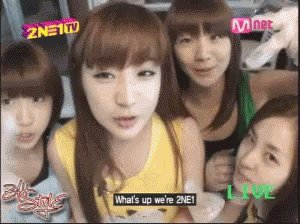 #LE9ENDARY2NE1 Latest News Trends Updates Images - kristinekwak