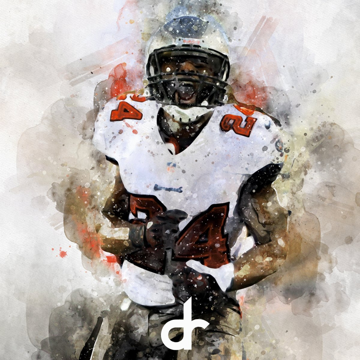 Art speaks where words are unable to explain... #art #followme #darrellerevis #revisisland