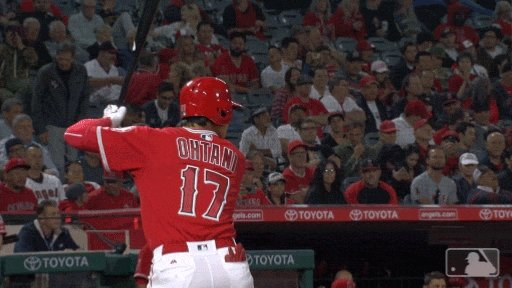 Can't let the fans go home empty handed. Ohtani hits a solo home run in the bottom of the 9th!