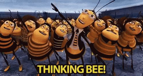 Image for the Tweet beginning: Heute ist #Weltbienentag. 'To bee