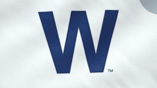 Cubs win!  Final: #Cubs 6, #Reds 1. #Everybodyin