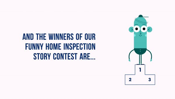 Did you participate in @InspectorProIns funny #homeinspection story #contest? Vote for your favorite? Well the results are in! See who won the @FLIRvision camera, the Protimeter moisture meter, and the @LEDLENSERUSA flashlight! Winners in their newsletter https://t.co/4RpjPqX1CR