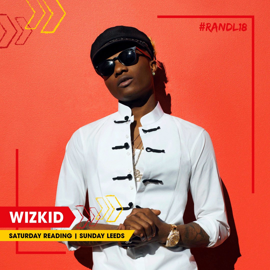 Unfortunately due to logistical reasons Skepta will be unable to perform at #RandL18. 🚨 Just announced @wizkidayo, @JaxJones Live, @FamousDex, @the_bronx and @AJRBrothers join the line up!