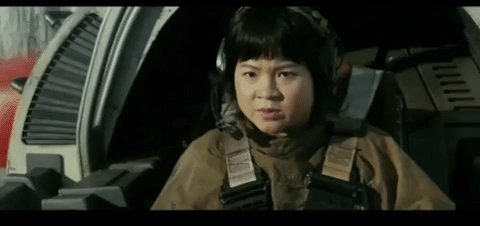 Hi if you think Kelly Marie Tran / Rose Ticos presence in Star Wars changed the franchise for the better, please RT so we can drown out the manbabies.