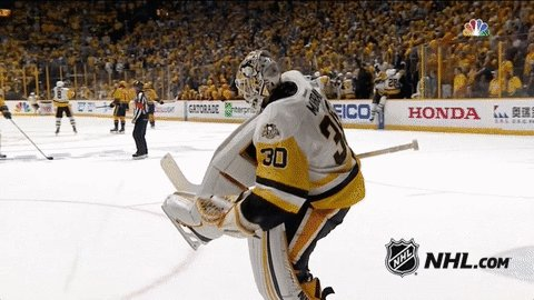 Happy 24th Birthday to two-time, back-to-back winning goaltender Matt Murray. Hope it s a good one, big guy.