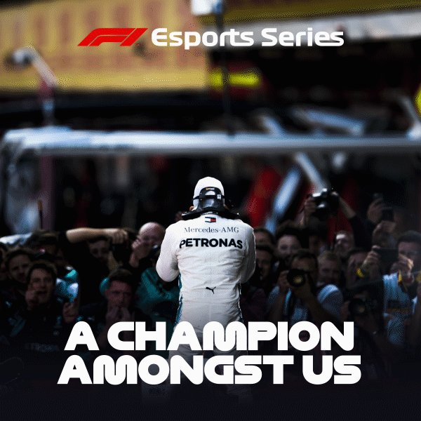 Its YOUR time to shine 🙌  Think you can make the Pro Draft?  ⚫️ Place on an official #F1Esports team up for grabs ⚫️ Takes place at the 2018 British Grand Prix ⚫️ Just 9 places left!  Make sure youre in with a chance >> F1.com/EsportsSignUp