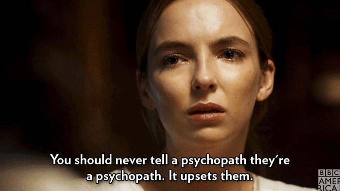 How to tell a psychopath