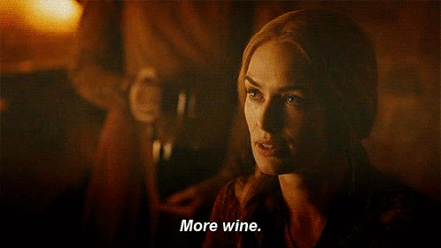 Image for the Tweet beginning: Yes we know #NationalWineDay is