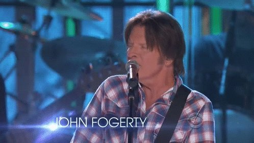Happy Birthday John Fogerty!