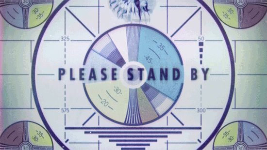 #PleaseStandBy