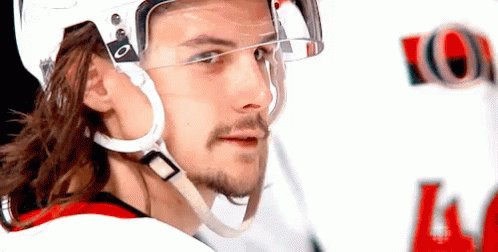 Happy birthday to me but more importantly erik karlsson