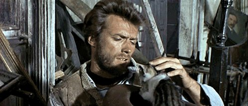 Happy birthday to my man Clint Eastwood
