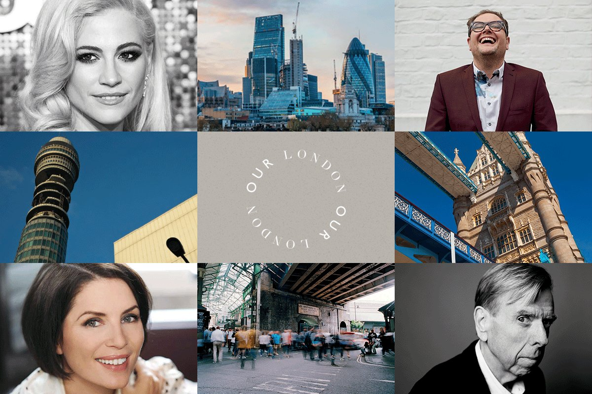 Celebrate all things London! Working alongside @StreetSmartUK, we asked 50 of our favourite Londoners to share the people and places that make our city special to them. From insider secrets to moments of inspiration, follow #OurLondon and discover more; https://t.co/Cs8RDxwobX