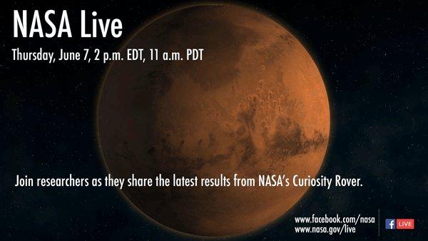 DfEGI 5U8AAXV5r?format=jpg&name=small - Σημαντική ανακάλυψη της NASA: Βρέθηκαν ίχνη ζωής στον πλανήτη Αρη -