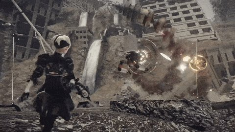 Nier: Automata is coming to the Xbox One! Stick with #XboxE3 for more surprises and annoucements! Watch over at live.e3expo.com.