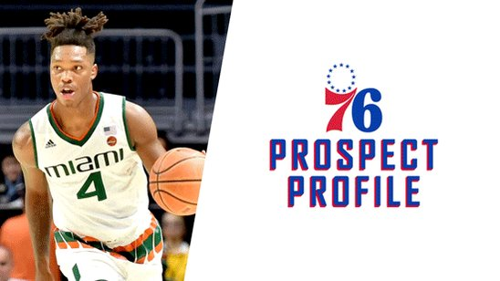 Prospect Profile   @lonniewalker_4 11.5 PPG / 41.5 FG% 🏫: @CanesHoops 📇 » sixe.rs/LW4   #NBADraft