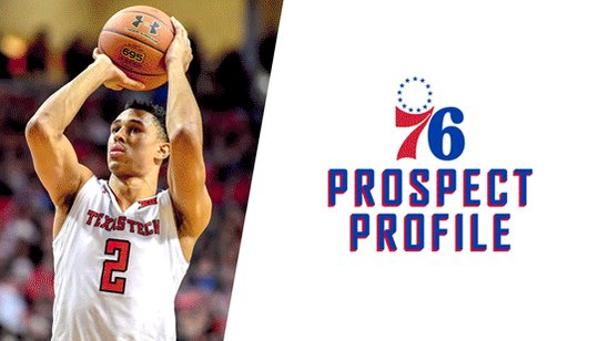 Prospect Profile | @zhaire_smith 11.3 PPG / 5.0 RPG 55.6 FG% / 45.0 3FG% 📇 » sixe.rs/ZS2 | #NBADraft