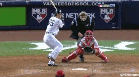 Happy Birthday to the 2009 World Series MVP Hideki Matsui!!!!