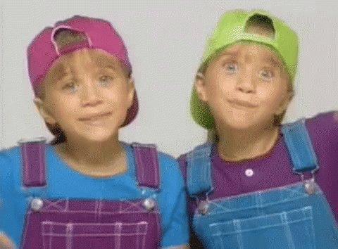 Happy birthday to Mary Kate and Ashley Olsen! |