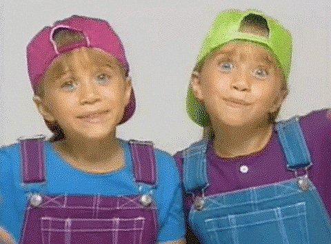 Happy birthday, Mary-Kate & Ashley Olsen!