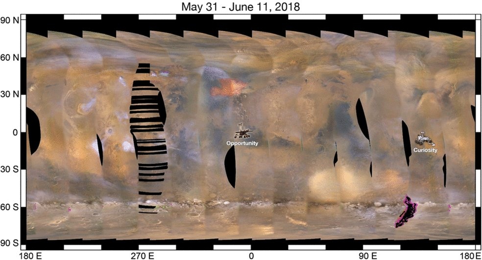 NASA's MAVEN Mission's photo on #askNASA