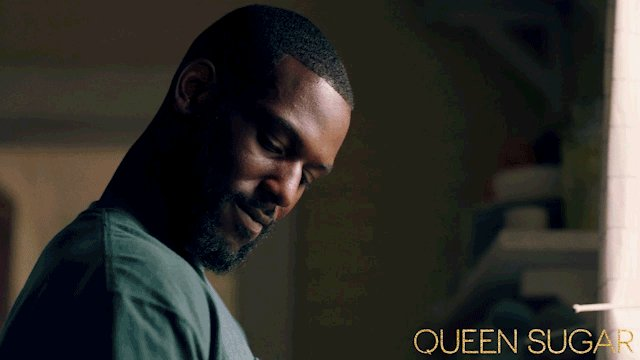Happy Father's Day weekend. #QUEENSUGAR