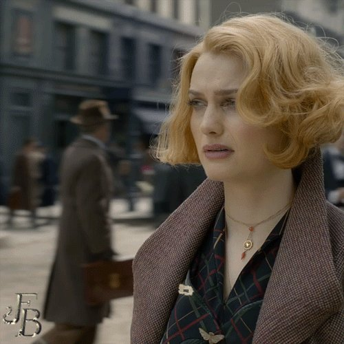Sees all. Hears all. Feels all. #FantasticBeasts
