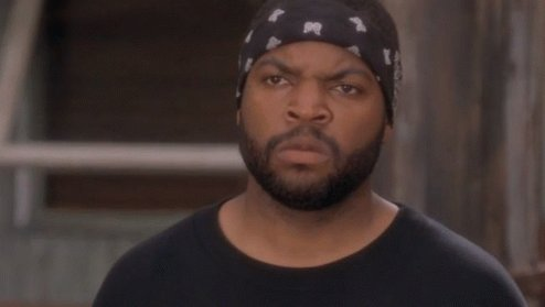 I share a birthday with an OG. Happy birthday Ice Cube. He taught me how to mean mug properly