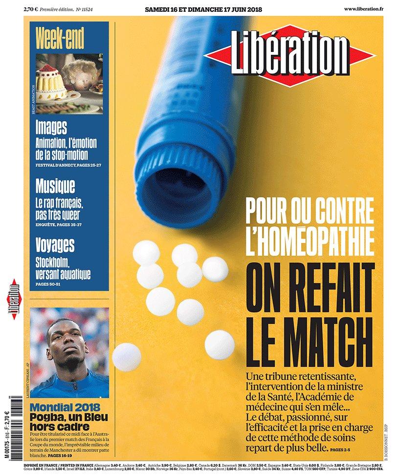 Libération on Twitter