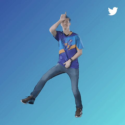 Add some emotes to your victory royale Tweets! Simply tap the Twitter GIF button when youre composing a Tweet, enter @Twitter and #Fortnite, and then choose your favorite one.