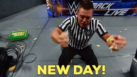 Do @mikethemiz a favor and check out this week of @WWE GIFs on @GIPHY...or else hell REALLY go insane! wwe.me/v5w1tV