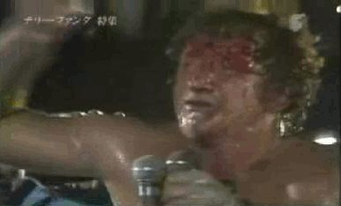 Forever! Forever! Forever! You egg sucking dog! Happy Birthday to Terry Funk.