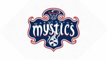 Lookin good goin into the 4️⃣th! #MysticsSky #TogetherDC