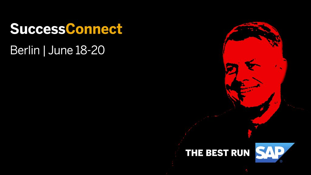 Next up at #SuccessConnect Berlin! @StefanRies66 puts a punk perspective on #HR sure to give your organization a breath of fresh air! https://t.co/gsS4SU2qgk