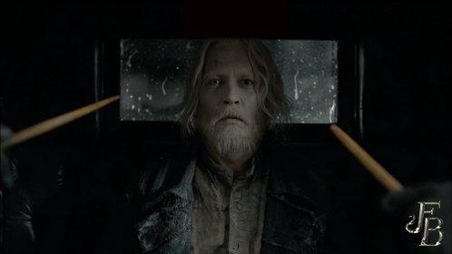 We meet again, Gellert Grindelwald. #FantasticBeasts #WizardingWednesdays