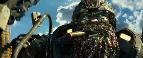Happy Birthday to John Goodman aka Hound from Transformers: Age of Extinction