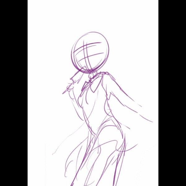 美しい幻想世界とキャラクターを描くに関する画像8